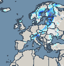 Precipitation Europe