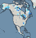 Precipitation North America