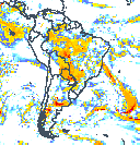 Aviation Weather South America